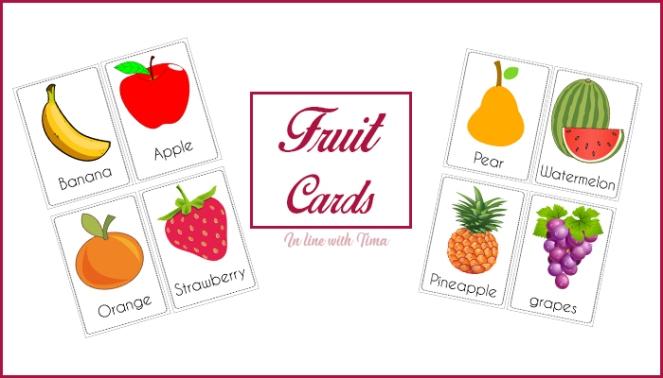 fruitcards