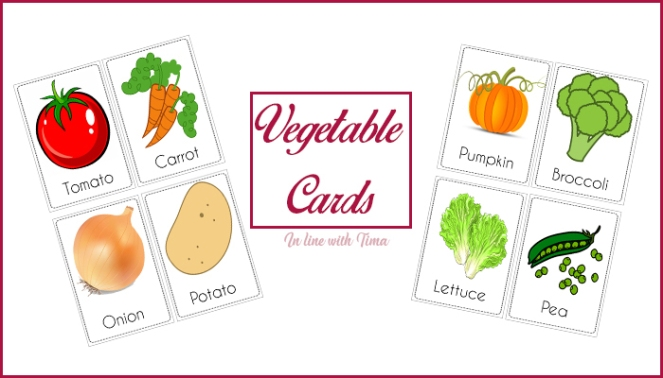 vegetablecards